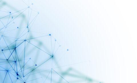 network mesh wire digital technology background