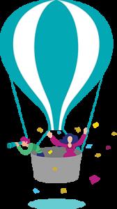 customer success balloon